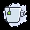 Tea Drink Glass Icon
