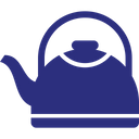 Tea Kettle Coffee Kettle Boiler Icon