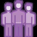 Team Office Employee Icon