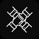 Team People Handshake Icon