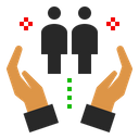 Marketing Unity Harmony Icon