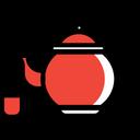 Teapot Pot Drink Icon