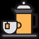 Tea Teapot Restaurant Icon