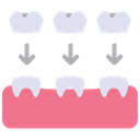 Teeth Crown Dental Teeth Icon