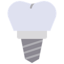 Teeth implant Icon
