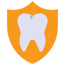 Teeth Protection Teeth Insurance Perfect Teeth Icon