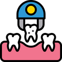 Teeth removal Icon