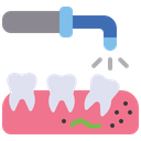Teeth suction Icon
