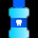Teeth Wash Liquid Icon
