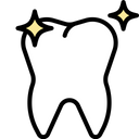Teeth Whitening Clean Teeth Tooth Icon