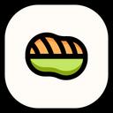 Tekka Maki Sushi Icon