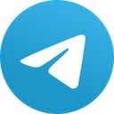 Telegram New Logo Telegram Logo Logo Icon