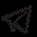 Telegram Icon