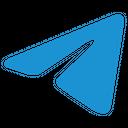 Telegram Social Network Social Media Icon