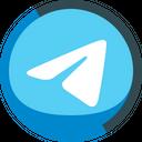 Telegram Social Media Iconez Icon