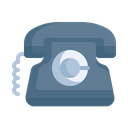 Telephone Phone Landline Icon