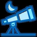 Telescope Eid Astronomy Icon