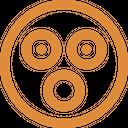 Temper Amazed Stare Emoticon Icon