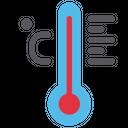 Temprature Thermometer Device Icon