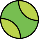 Tennis Ball Tennis Ball Icon