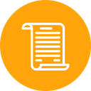 Term Condition Legal Icon