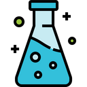 Test Tube Chemical Education Tools Science Icon