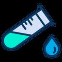 Tube Chemistry Laboratory Icon