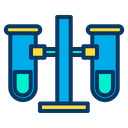 Test Tube Research Tube Chemistry Lab Icon