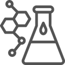Tube Laboratory Chemistry Icon