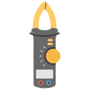 Testing Meter Car Meter Repairing Tool Icon
