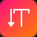 Text Tool Setting Icon