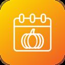 Thanksgiving day Icon