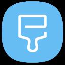 Theme Store Samsung Icon