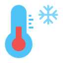 Cold Frost Weather Icon