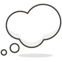 Thinking Thought Chatting Icon