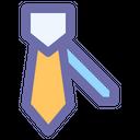 Tie Neck Necktie Icon