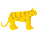 Tiger National Animal Animal Icon