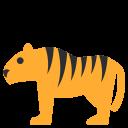 Tiger Wild Animal Icon
