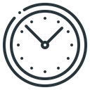 Clock Time Clock Time Icon
