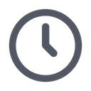 Time Clock Watch Icon