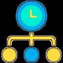 Time Flow Icon