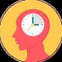 Time Management Deadline Planning Icon