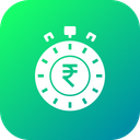 Time Management Indian Icon