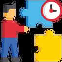 Time organization Icon