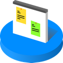 Time Table Calendar Schedule Icon