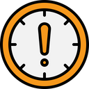 Time wasting Icon