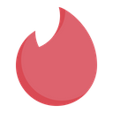 Tinder Apps Platform Icon