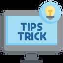 Tipstrick Video Vlogger Video Icon