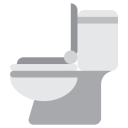 Toilet Flush Waste Icon