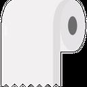 Toilet Paper Tissue Paper Tissue Roll Icon